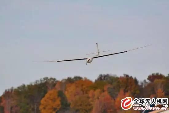 利用上升暖气流 换个角度提高无人机续航