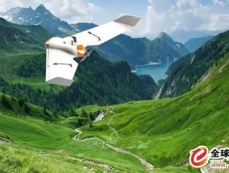 普宙工業無人機載荷照明燈800m
