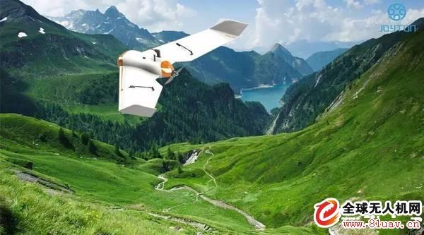 航测无人机导购
