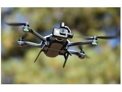 福特公司開發自動駕駛汽車的導航無人機