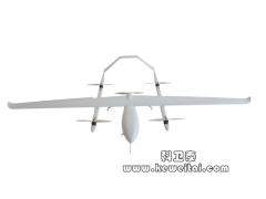 科卫泰GX350垂直起降固定翼无人机有