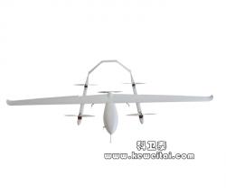 科衛泰GX350垂直起降固定翼無人機有效載荷7