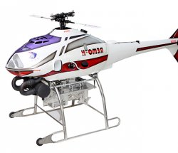 RH-1 油动无人直升机韩国原装进口大载荷