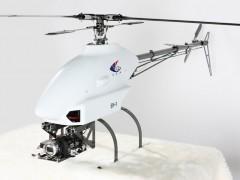EH-3电动无人直升机载重6公斤飞行时