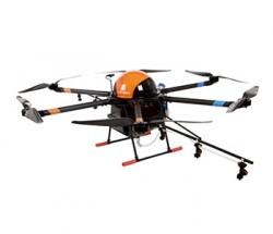天途M6A-PRO農用多旋翼植保無人機載重15kg