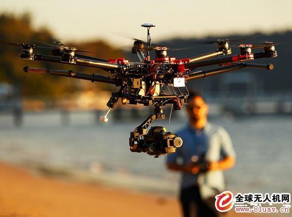 无人机刷新市场 预计2017年销售高达三百万台