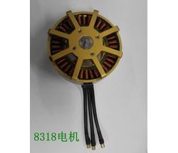 83系列电机用于植保电机、多轴植保飞行器功率3.1(kW)转速2000(rpm)