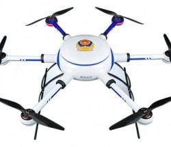 凯兰(KL-G)公安反恐侦察系列无人机型