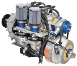 Hirth 3503 E/V無人機發動機