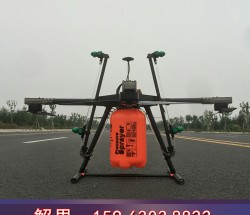 宇帆植保无人机载重6公斤遥控喷洒打药机