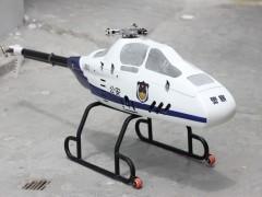 上海寅翅智能監控巡邏無人直升機20K