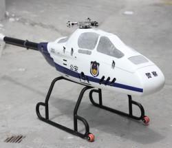 上海寅翅智能監控巡邏無人直升機20Kg標準載