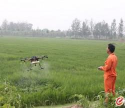 内蒙古助农航空承接无人机植保作业农药喷洒服务