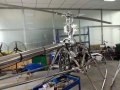 天之翼油电混合动力植保无人机TZY-5