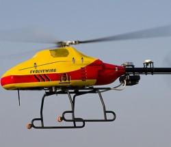 上海寅翅智能工业级无人直升机