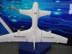 垂直起降固定翼无人机 惊鸿2280 载
