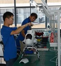 100%包就业无人机技术项目培训