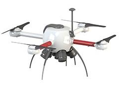 天星3号五镜头倾斜摄影多旋翼无人机