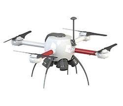 天星3号五镜头倾斜摄影多旋翼无人机测绘无人机应急救灾无人机