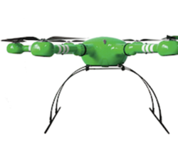 国数科技DT-1000工业级无人机续航时间45min