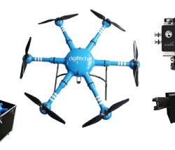 国数 科技 战鹰-I(WarHawk-I)型无人机捕获器