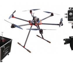 国数 科技 战鹰-II(WarHawk-II)型无人机捕获器