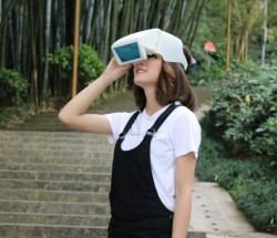 泛亚纬视无人机自动追踪头盔显示系统分辨率2560x1440价格1980元