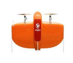 瑞士wingtra无人机垂直起降固定翼无人机精准农业无人机