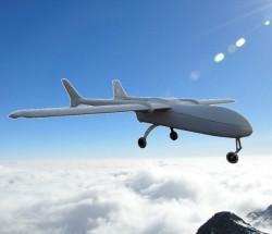 正唐科技赤龙-1 油动长航时固定翼无人机续航3小时航程300公里