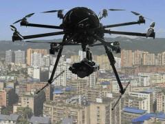 正唐科技Z8八旋翼無人機載重5kg最大