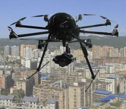 正唐科技Z8八旋翼无人机载重5kg最大航程15km