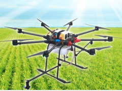 天禧农业植保无人机3WTX-15A载药量1