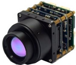 SmartCor-T384 红外热成像网络机芯,无人机专用,测温型