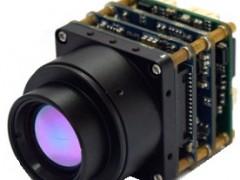 红外热成像测温机芯,网络输出视频