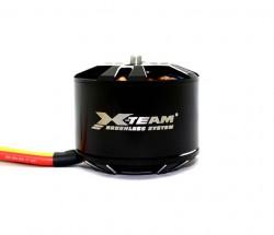 X-TEAM無刷直流外轉電機函道飛機固定翼馬達高效率