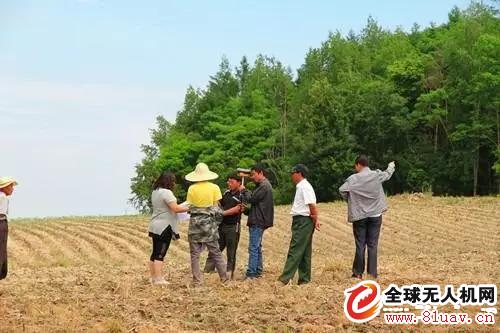 无人机是怎样精确测量土地面积的?