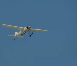 KY-2型固定翼航測無人機系統載荷10kg航程30