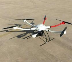 X6-1600公安消防航测工业级碳纤维一体六轴无人机套装