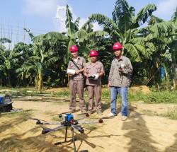 承接全国无人机飞引绳电力工程架线业务