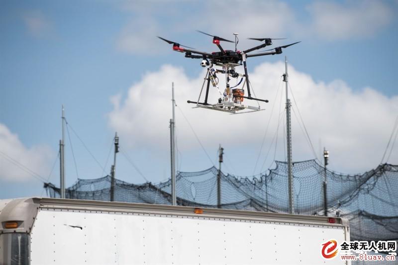澳大利亚研制新型反无人机技术