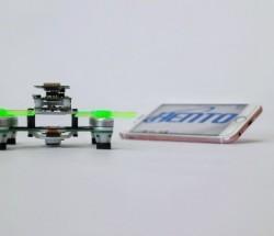恒拓HT100室內多旋翼訓練無人機套件介紹