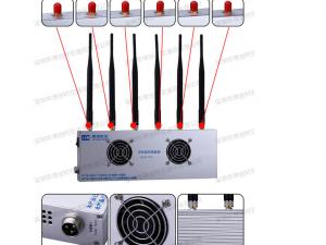 考场全频段4G手机信号屏蔽器BCSK-10