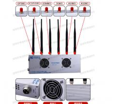 考场全频段4G手机信号屏蔽器BCSK-101B-6型