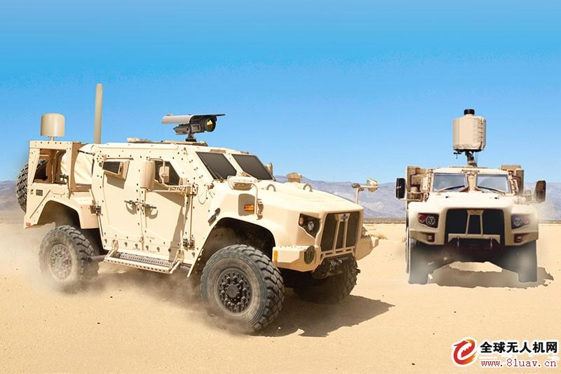 SRC公司为美军提供反无人机系统