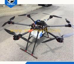 農用植保無人機架,碳纖維一體化無人機架生
