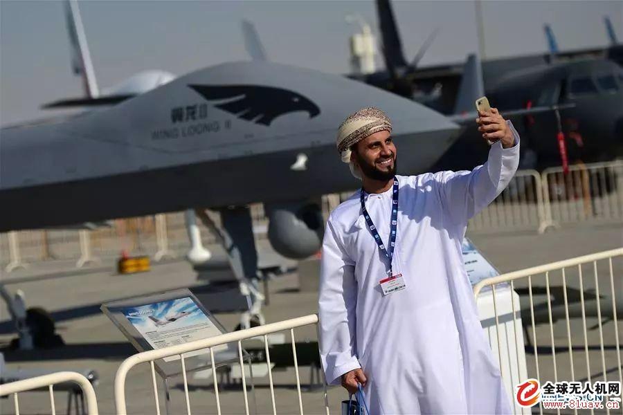 美国媒体痛心批评:政府把中东无人机市场拱手让给中国?