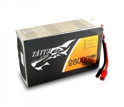 植保无人机测绘电力巡线电池28000mAh 6S