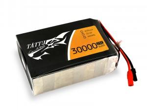 植保无人机测绘电力巡线电池30000mA
