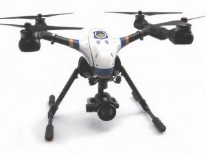 Voyager4天眼智能警用无人机续航50