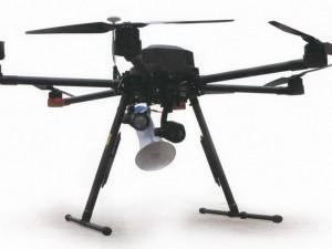 南京博壳尔六旋翼无人机载荷3.5kg